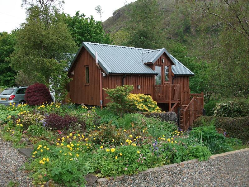 The Chalet - Cosy Holiday Accommodation | Near Lochgilphead, Oban, Argyll, location de vacances à Ford