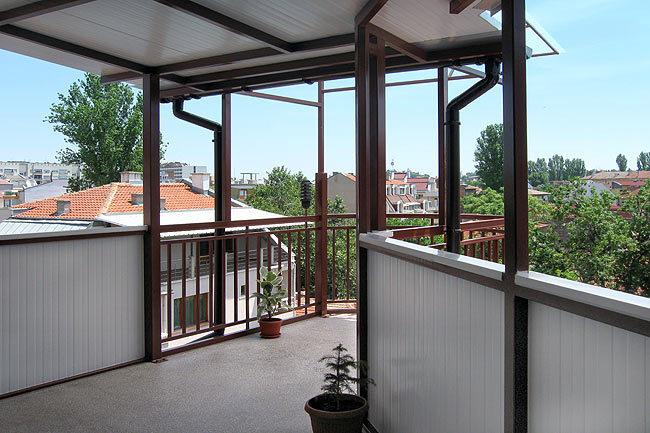 Quiet Panoramic *ECO* Apartment MILCHEVI - in the center, vakantiewoning in Plovdiv