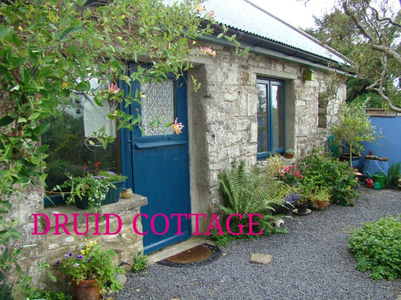 Welcome to 'Druid cottage' a Tiny house in the quiet countryside and a hub for sightseeing!