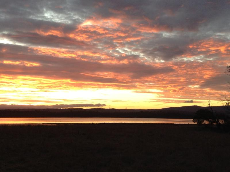 Sunset......