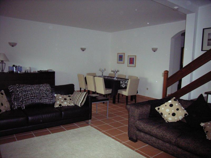View to dining area