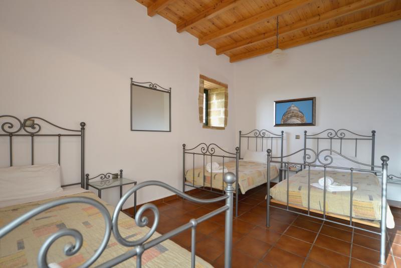 Triple En-suite Bedroom on the Ground Floor