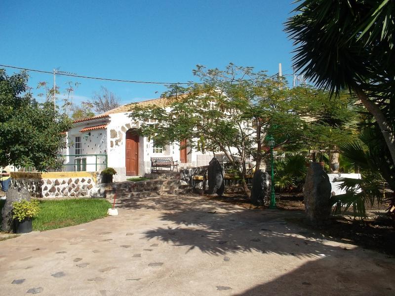 Casa El Cardón. A-1, holiday rental in El Palmar
