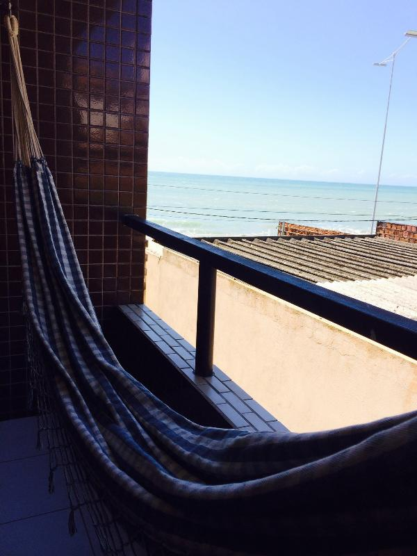 Balcony and the ocean