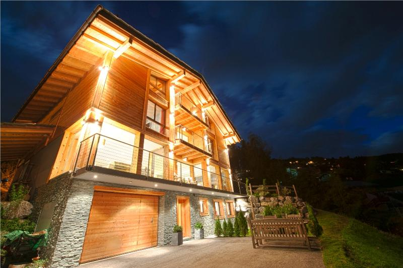 Exterior Chalet Grand Loup