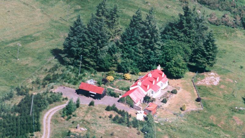 Brolas - aerial view