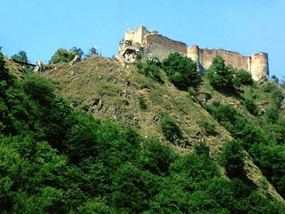 Poienari Citadel Dracula's Castle