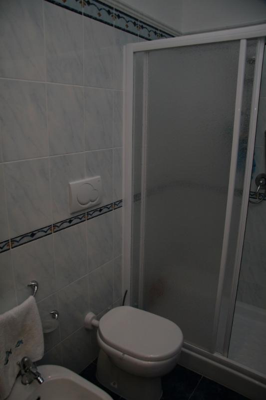 Obere Duschraum