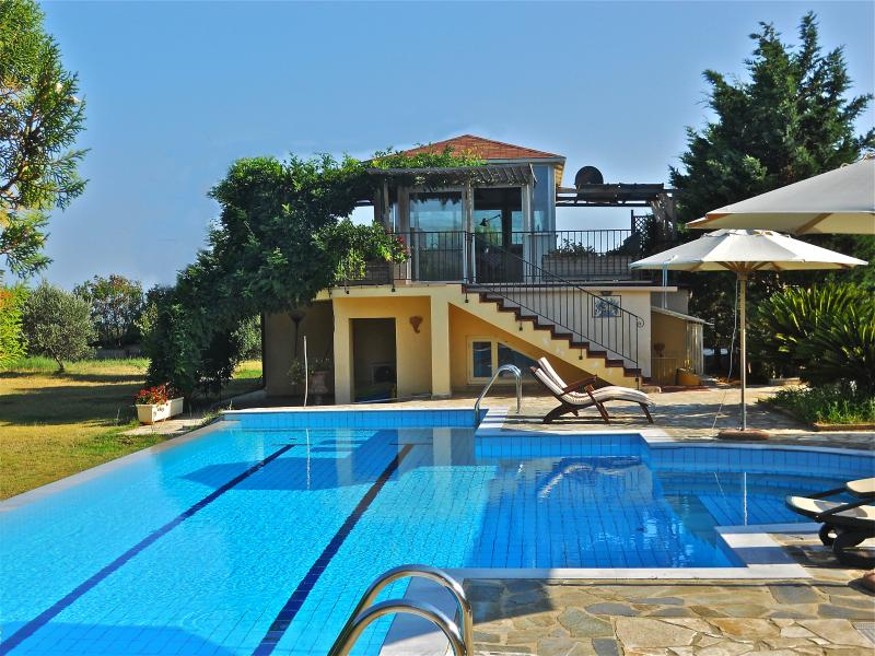 Villa 'WHY NOT' to came here., holiday rental in Skala