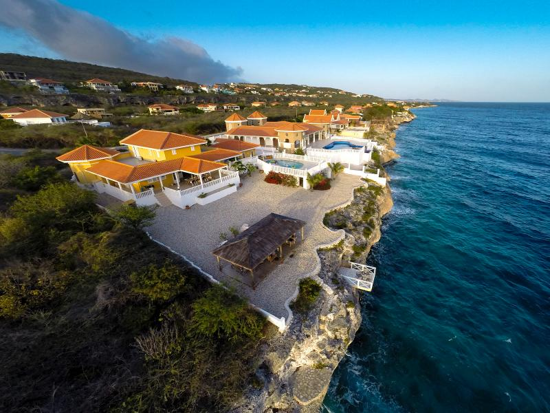 Villa Seashell - The Best Views of Curacao!, holiday rental in Sint Willibrordus