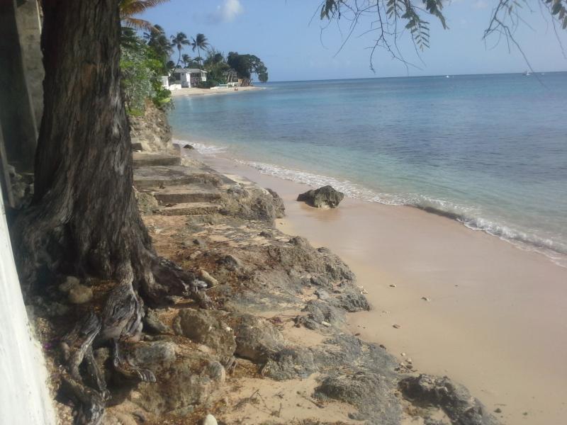 Partie sud de votre plage