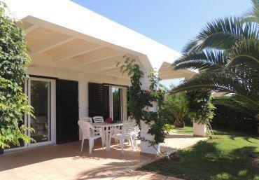 Casa de 110 m2 para 8 personas en Cap d'Artruix (C, vacation rental in Menorca