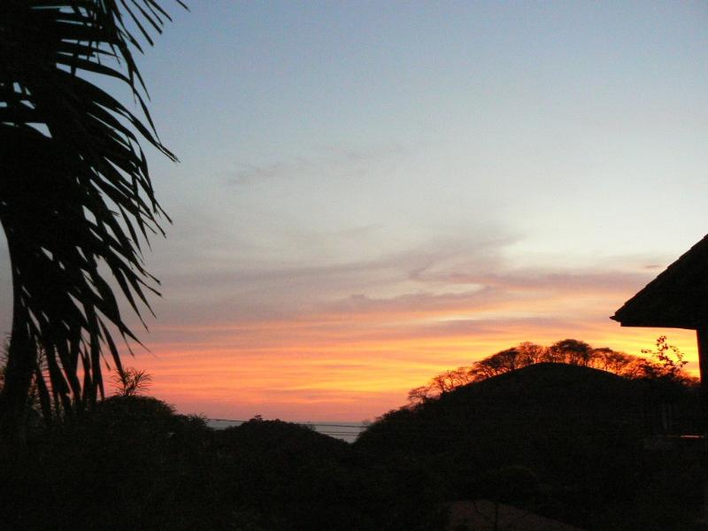 Sunset view from Villas Catalina #15