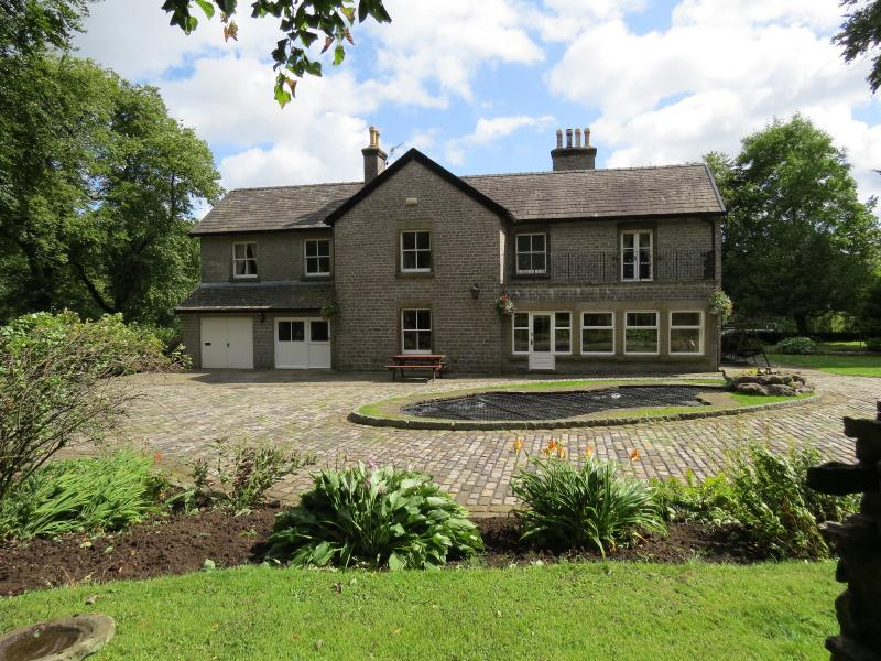 The Gables is set in approximately 2 acres of landscaped gardens