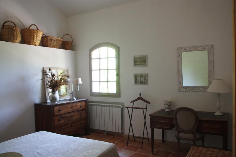 Une chambre à l'etage