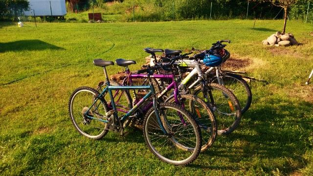 bikes for our guest