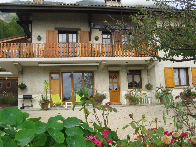 Gîte la Chevillardeyre, holiday rental in Claix