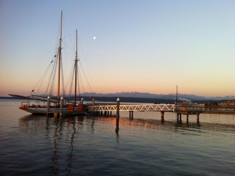 Port Townsend Harbor Sunrise