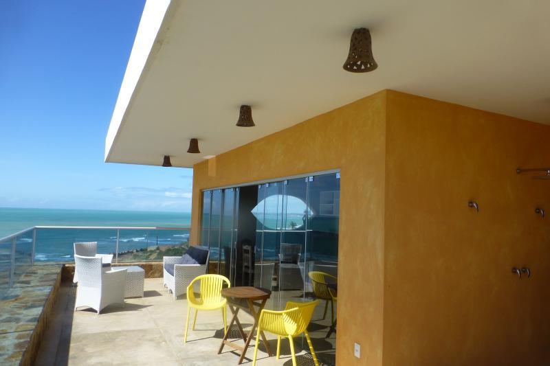 Terrace & balcon avec vues extraordinaires