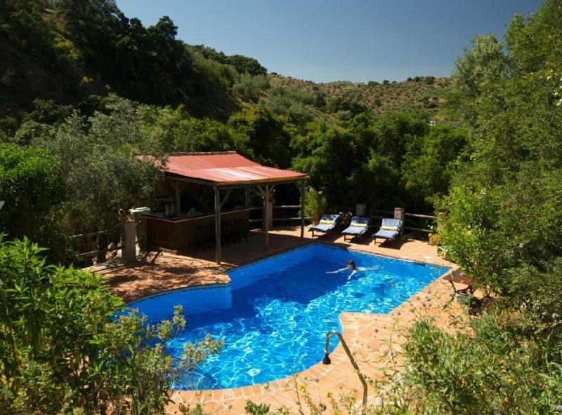 Casa la Vereda, holiday rental in Comares