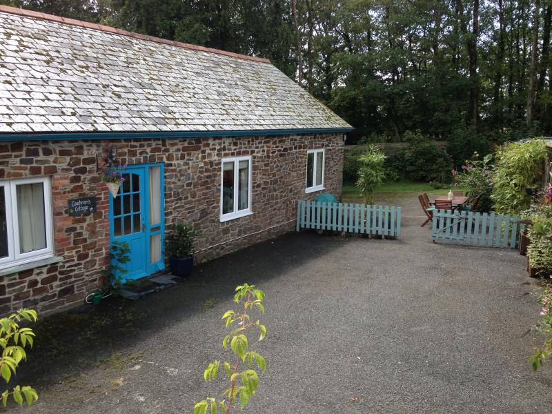 Coachman's Cottage, holiday rental in Pyworthy
