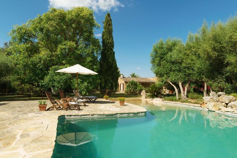 Mallorca holiday villa in Buger, 334, location de vacances à Buger
