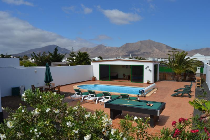 Casa Emily, holiday rental in Playa Blanca