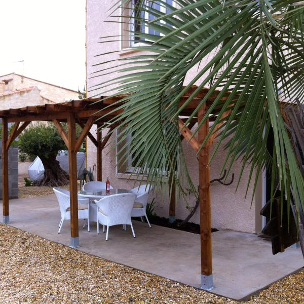 Villa Mare E Sole - Les Plages, holiday rental in La Tamarissiere