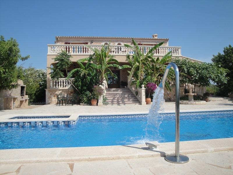 FINCA CAN ROCA, vacation rental in Santanyi