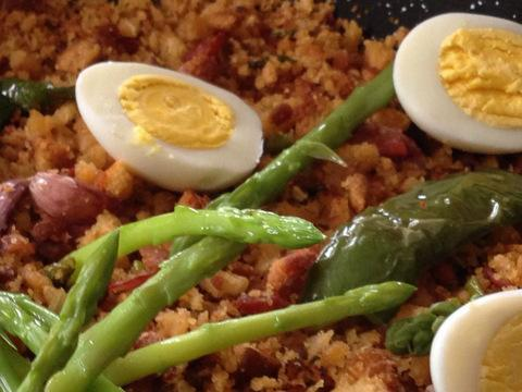 Migas - Traditional Spanish Cuisine