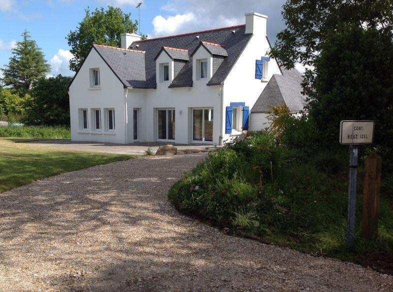 Seaside Country Cottage golf, hike, port, 3 stars, holiday rental in Finistere