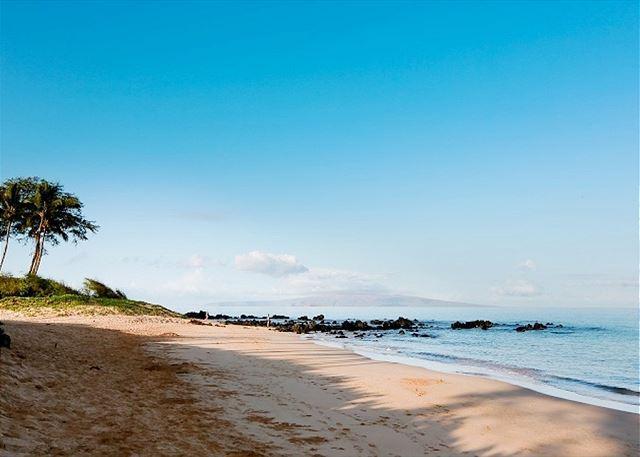 Keawakapu Beach: Short 10 Minute Walk From Palms at Wailea 1503