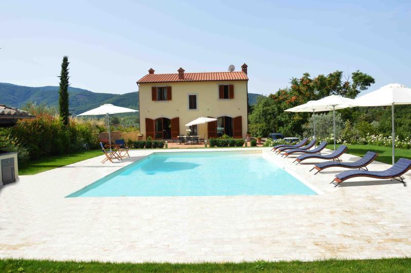 Villa Sant Antonio, holiday rental in Castiglion Fiorentino