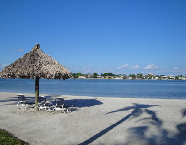Amazing View of Bahia Vista Private Beach