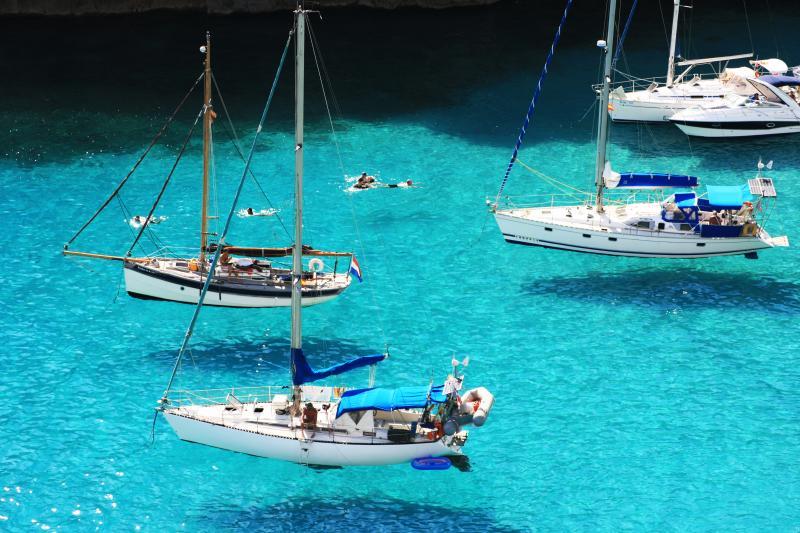Playa Cala'n Porter / Playa Cala'n Porter