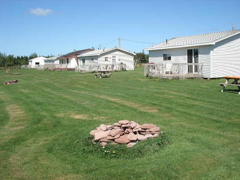 Cottages on PEI - Shoreline Cottages - Beach Time – semesterbostad i Bedeque
