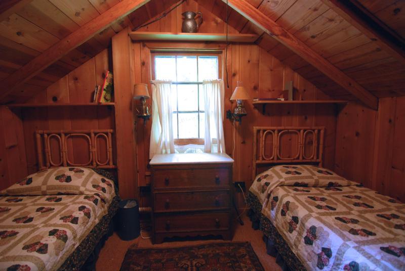 Dormitorio en planta alta norte