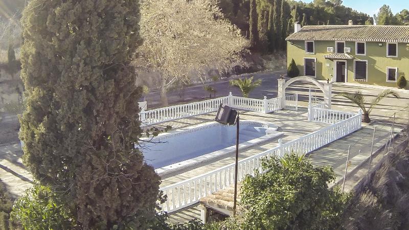 Casa Rural El Milano, alquiler vacacional en Bullas