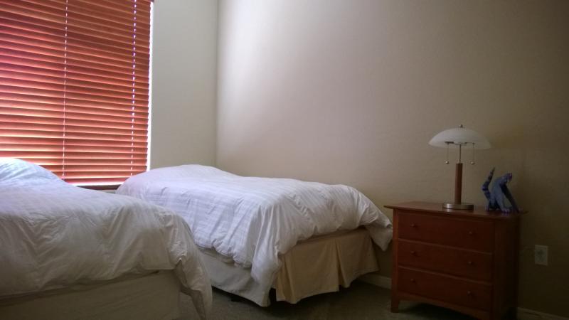 Slaapkamer 3 - Full & Twin bedden