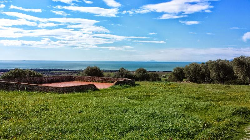 gorgeus VIEW of the SEA  from PUNTA ALA to Piombino, holiday rental in Riotorto