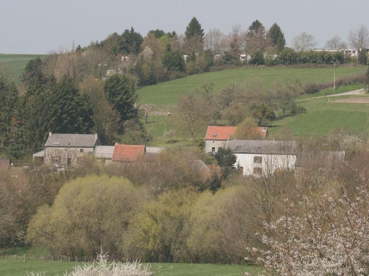 Camping le P'tit Cortil, holiday rental in Annevoie-Rouillon