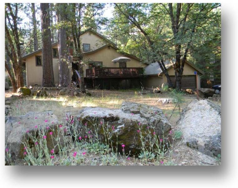 Wawona Home in summer