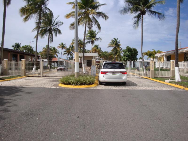 Relaxing beach villa @ Solimar, Luquillo, holiday rental in Luquillo
