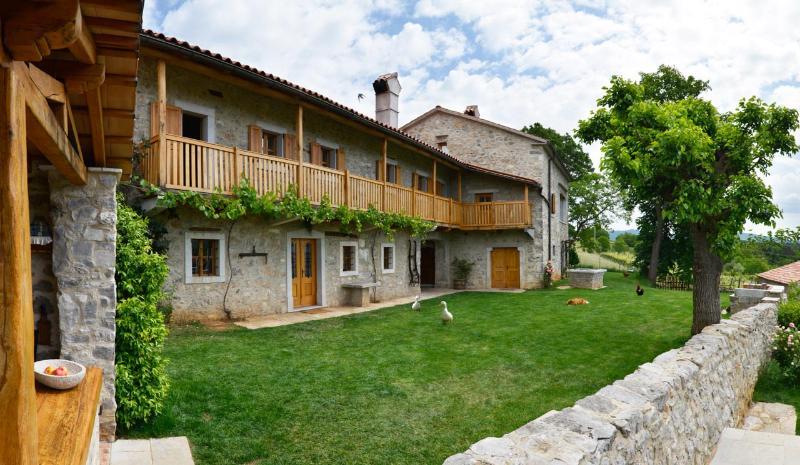 villa Asaresidence, vakantiewoning in Stanjel
