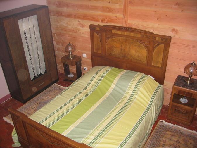 Maison  les Écureuils pour 6 personnes, holiday rental in Ecuisses