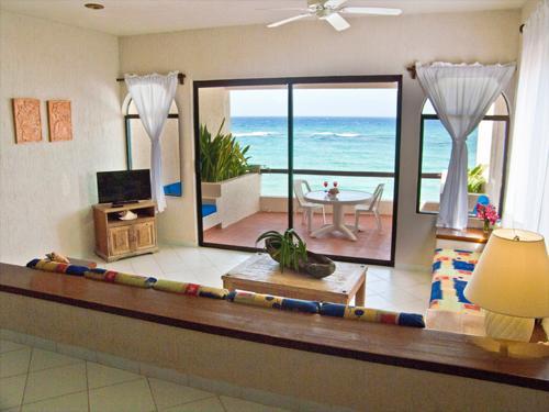 One Bedroom Beach Front Condo
