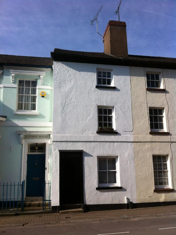 This Grade Two listed building is centrally situated in the heart of the town conservation area.