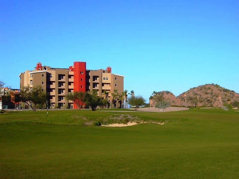 Marina Punta Nopolo Condos from the Golfcourse