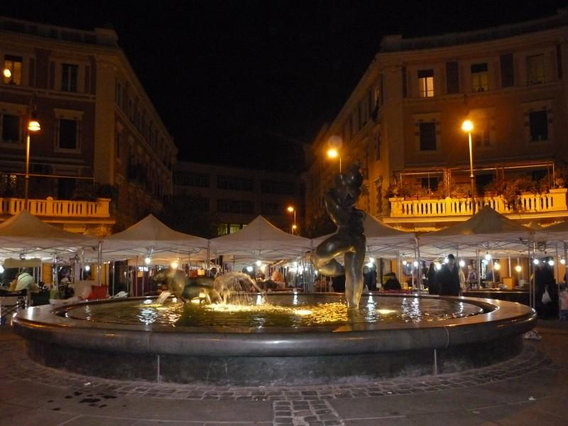 Piazza Caprera