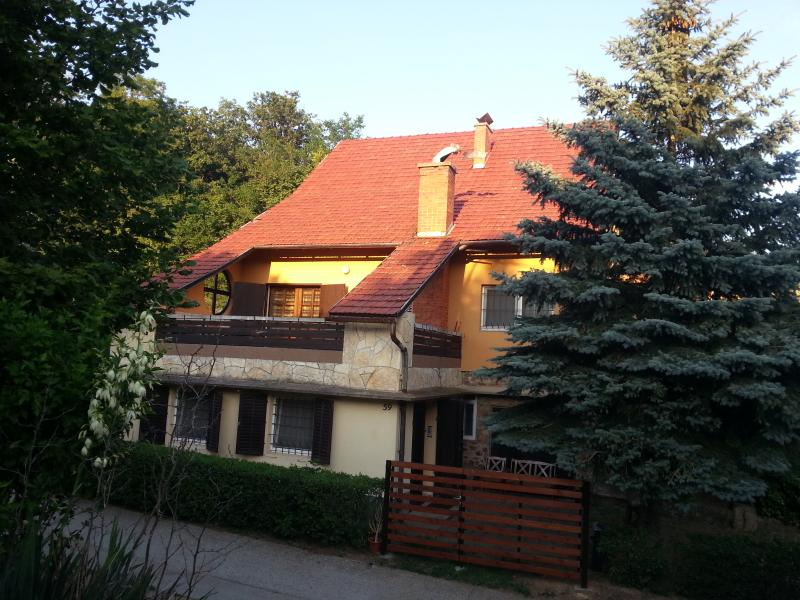 Hilltop Guesthouse Sukoró Velence See, holiday rental in Tordas